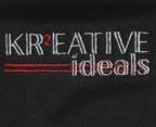 Kreative Ideals embroidered logo